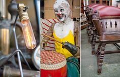 Blog T.O.'s list of the best Antique Stores