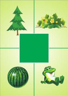 ОБУЧАЮЩИЕ КАРТОЧКИ: УЧИМ ЦВЕТА<br>#Карточки@razvitie_detei