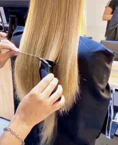 Long Hair Trim, Long Hair Cuts, Long Hair Styles, Girls Short Haircuts, Short Girls, Hair Falling Out, Lob Haircut, Cut Her Hair, About Hair