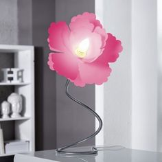 Pink, Decor, Lamp, Lighting, Home Decor
