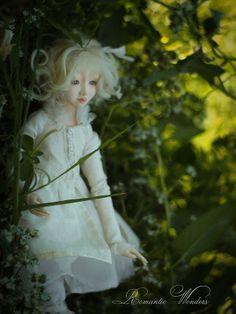 Little Gardener and Fox Handmade air-dry clay doll, OOAK by Romantic Wonders Clay Dolls, Art Dolls, Air Dry Clay, Handicraft, Garden Sculpture, Fox, Romantic, Creative, Handmade