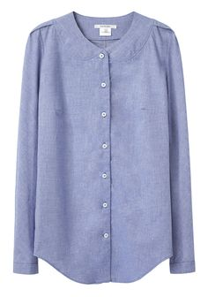 Carven / Long Sleeve Blouse