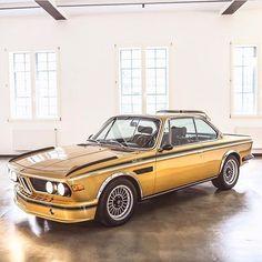 Just stunning #BMW #BMWClassic #BMWE9 #BMWE9CSL #BMWCSL #BMWM #BMWMotorsport Photo by: @marcus_krueger