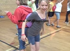 Back Balloon Race: Birthday Party Game for Teens