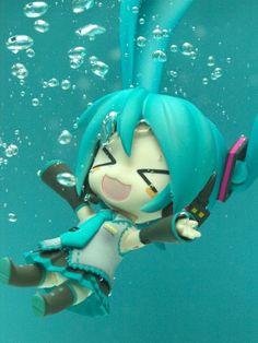 Vocaloid, Chibi, Otaku, Anime Dolls, Anime Figures, Action, Yandere, Best Waifu, Fan Art