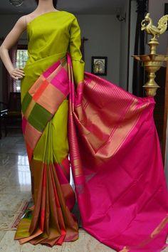 Elegant Fashion Wear Explore the trendy fashion wear by different stores from India South Indian Sarees, Indian Silk Sarees, Tussar Silk Saree, Soft Silk Sarees, Ethnic Sarees, Bengali Saree, Jamdani Saree, Organza Saree, Cotton Saree
