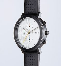 Hygge Chronograph Watch - watches