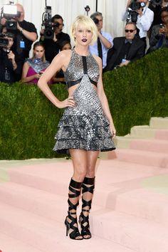 Le tapis rouge du MET Gala 2016 - Taylor Swift
