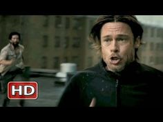 Watch Astonishing Full Length Trailer of World War Z ! Brad Pitt is the only man who can save the world ! Join us on Facebook & Twitter : http://facebook.com/FreshMovieTrailers & http://twitter.com/mytrailerisrich  Brad Pitt faces against time and fate, as he travels the world trying to stop the outbreak of a deadly Zombies pandemic.    World War Z...