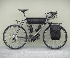 Fern Touring Bike