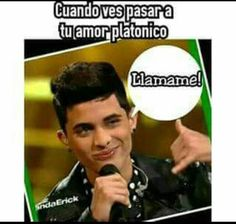 Read 70 Amor platonico from the story CNCO Memes by AngelaNayelITMR (CNCOMisterios! Latina, Brian Christopher, Reading Meme, Brian Colon, Budgies, Meme Faces, Birthday Party Themes, Funny Memes, Humor