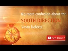 This Video Explains the Vastu Defects of South Direction. If there is any Vastu Defects in this Direction. There is continuous losses in the business and the family affairs, no satisfaction in any work . Use South Direction Yantra to Eradicate all the Vastu Defects.