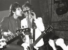 Johnny Thunders, Che Guevara, Concert, Concerts