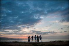Family Sunset. #mauifamilyphotographer #hawaiiphotographer #mauivacationportraits #mauiphotographer #family #ohana