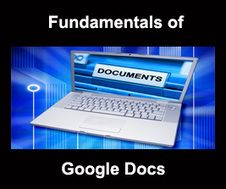 Fundamentals of Google Docs Online Course