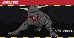 I found A Terror Dog near Brookgreen Drive, undefined. Is there something strange in YOUR neighborhood? #Ghostbusters #KrispyKreme http://krispyskremes.com