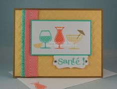 Triple Cheers! by cindy_canada - Cards and Paper Crafts at Splitcoaststampers