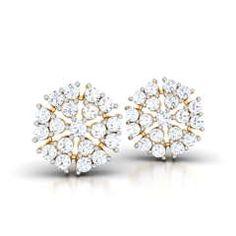 Gold Diamond Earrings, Diamond Studs, Diamond Pendant, Diamond Jewelry, Gold Jewelry, Pendant Design, Stud Earring, Ear Studs, Jewelry Findings