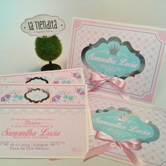 little princess baby shower invitations
