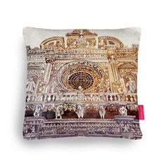 Lecce Cushion designed by Maja Wronska from www.littlehouseofvictoria.com