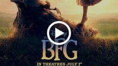 The BFG Official Trailer