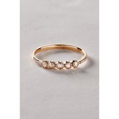 Liven Co. Rosecut Diamond Ring in 14k Gold ($798) ❤ liked on Polyvore featuring jewelry, rings, copper, yellow gold rings, 14k diamond ring, 14k ring, gold diamond rings and 14 karat gold ring