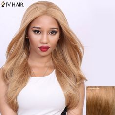 Stunning Long Straight Real Natural Hair Siv Wig #>=#>=#>=#>=#> Click on the pin to check out discount price, color, size, shipping, etc. Save and like it!