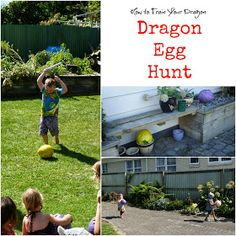 A Little Slice of Home: How to Train Your Dragon: Dragon Eggs