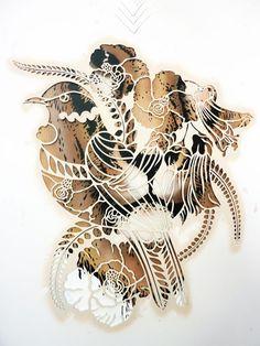 Flox stencil