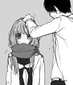 Lovely Shoujo | Anime Manga couple