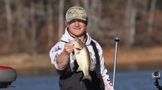 "Enjoy a ""Day on the Lake"" following B.A.S.S. pro Boyd Duckett on Lake Martin, in Alabama. #TheLakeMartinExperience #bassfishing"