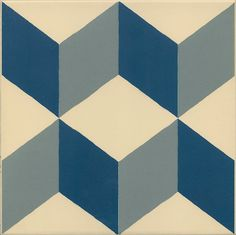 1900: Güell-1 - 20x20cm. | Pavimento - Gres | VIVES Azulejos y Gres S.A.