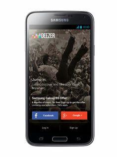 Fantechnology: #Samsung e #Deezer insieme per un'esperienza musical...