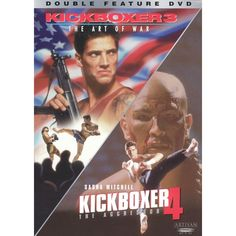 Kickboxer 3: The Art of War/Kickboxer 4: The Aggressor