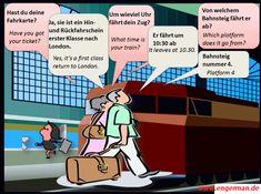 German Conversations and Dialogues Part 3 | L E A R N G E R M A N