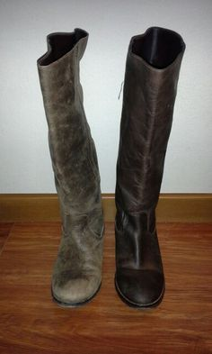 How to clean and care for your leather boots in winter a beautiful shine worn leather boots with coconut oil simply rub a generous amount of coconut oil into your worn leather boots with a clean cloth to shine and solutioingenieria Choice Image