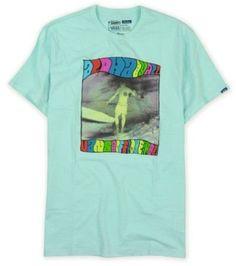 Vans Mens Big Aloha Graphic T-Shirt 018 S