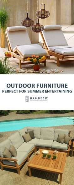 Find This Pin And More On Outdoor Furniture Perfect For Summer Entertaining