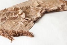 Concreto reflectante, Textiles de Madera y más: Cinco Materiales que no sabías que existían