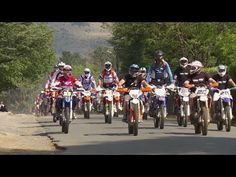 The Mother of Hard Enduro - Roof of Africa 2012 - Day 3