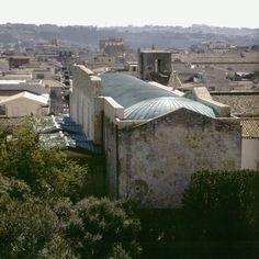 Emanuele Fidone, Bruno Messina · Recupero del complesso conventuale di Santa Maria del Gesù (Sec.XV) - 1°intervento · Divisare