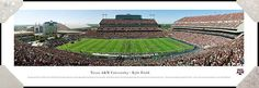 #Texas A&M #University #Aggies Kyle Field Framed Panoramic Picture #NCAA #College #HomeDecor #OfficeDecor #DormDecor #InteriorDesign #Art #Gifts #Professionally #Framed #Poster #Picture #ReadytoHang