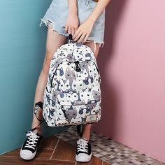 12.7$ #Fashion Backpack Beige, Fashion Backpack, Glamour, Backpacks, Amazon, Clothes, Shopping, Advertising, Kawaii
