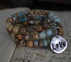 cinnamon creek dry goods | Love Bracelet