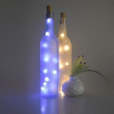 SHARE & Get it FREE | Home Party Decorative 2PCS Bottle Stopper LED String LightFor Fashion Lovers only:80,000+ Items·FREE SHIPPING Join Dresslily: Get YOUR $50 NOW!