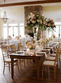 Photography: Jen Fariello - www.jenfariello.com  Read More: http://www.stylemepretty.com/2014/02/26/king-family-vineyards-wedding/