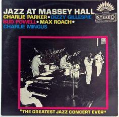 - Jazz At Massey Hall Music Album Covers, Music Albums, Jazz Concert, Dizzy Gillespie, University Of Toronto, Jazz Music, Rock, Alternative, Healing