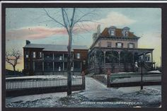 Newburgh-NY-c1906-St Luke's Hospital-Postcard   eBay