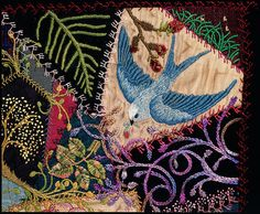 Crazy Quilt by Robyne Melia