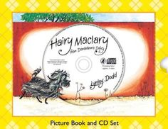 Hairy Maclary from Donaldson's Dairy - Book & CD - 9780141336091